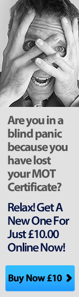 Lost MOT Certificate is the UKs leading duplicate and replacement MOT certificate provider. Buy your replacement certificate online for just £10.